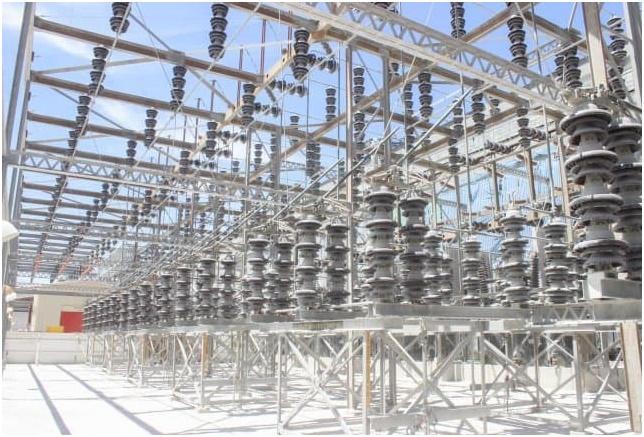 modelos de subestaciones electricas